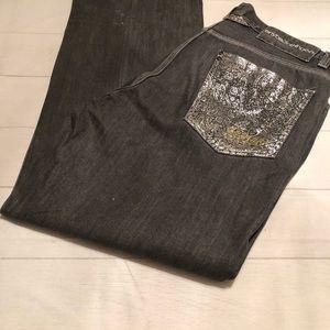 Enyce Men's Gray Jeans Size 40
